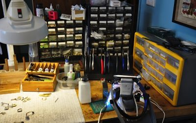 Muramatsu Flute Repair Workshop