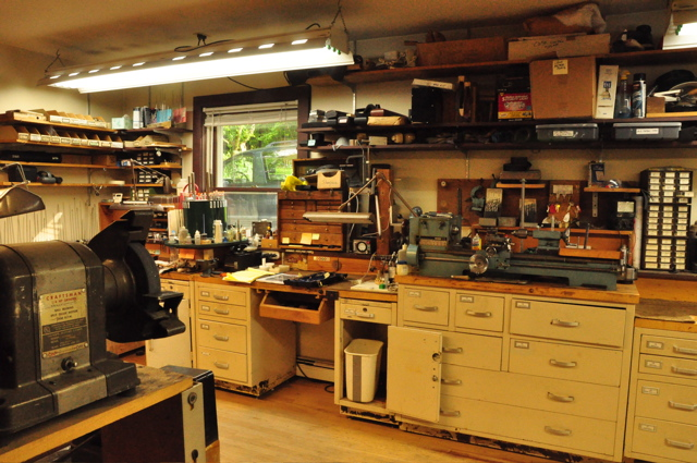 John Landell's Workshop