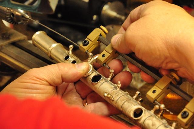 Vermont Flute Repair Workshop