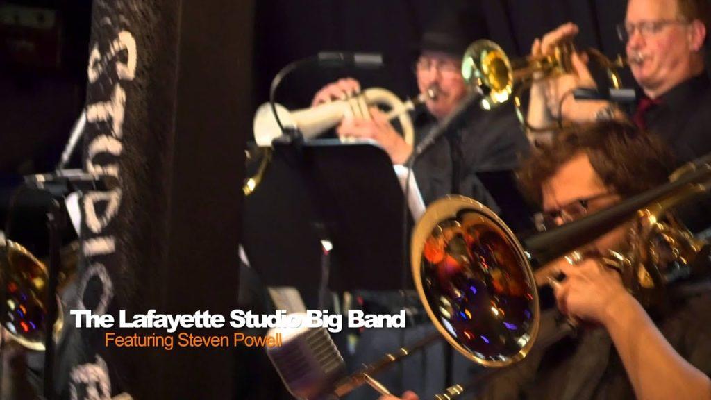 Lafayette Studio Big Band, at Armando's, Martinez, California