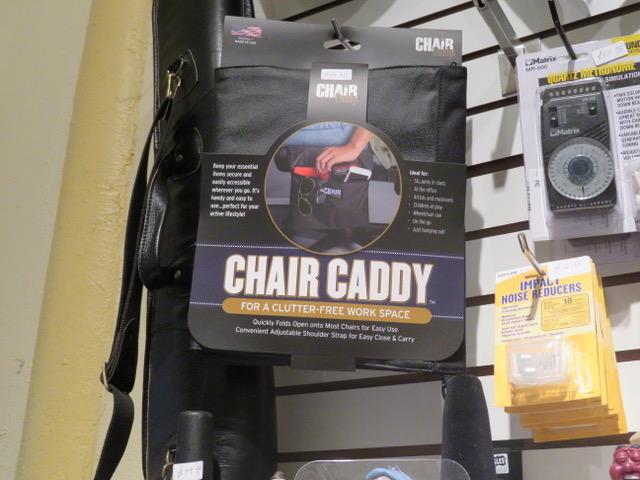 Steve Deutsch Woodwinds Chair Caddy for musicians.