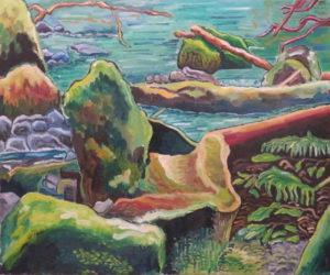 Steve Deutsch Fine Art - Olympic National Park Forest Scene