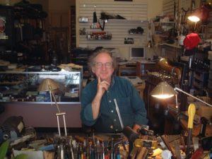 Steve Deutsch Woodwind Flute Restoration